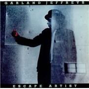 Click here for more info about 'Garland Jeffreys - Escape Artist + Bonus 7