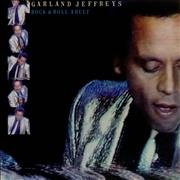 Click here for more info about 'Garland Jeffreys - Rock & Roll Adult - Gold promo stamped'