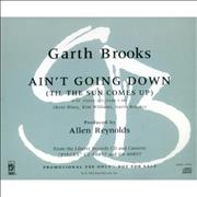 Click here for more info about 'Garth Brooks - Ain't Going Down'