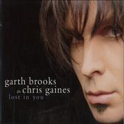 Click here for more info about 'Garth Brooks - Lost In You'