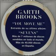 Click here for more info about 'Garth Brooks - You Move Me'