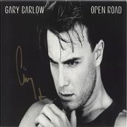 Click here for more info about 'Gary Barlow - Autographed Sales Presenter'