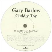 Click here for more info about 'Gary Barlow - Cuddly Toy - Double Pack'