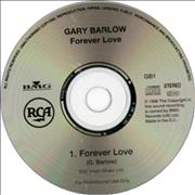Click here for more info about 'Gary Barlow - Forever Love'