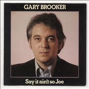 Click here for more info about 'Gary Brooker - Say It Ain't So Joe'