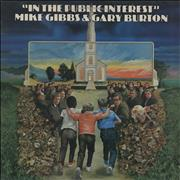 Click here for more info about 'Mike Gibbs & Gary Burton - In The Public Interest'
