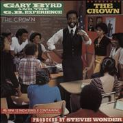 Click here for more info about 'Gary Byrd - The Crown - P/s'