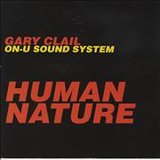 Click here for more info about 'Gary Clail - Human Nature (On The Mix)'