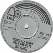Click here for more info about 'Gary Glitter - Doing It All Right With The Boys'