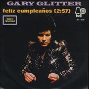 Click here for more info about 'Gary Glitter - Feliz Cumpleaños'