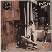 Click here for more info about 'Gary Moore - Back On The Streets - 1st'