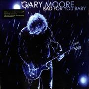 Gary Moore Bad For You Baby Netherlands 2-LP vinyl set