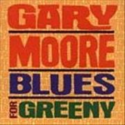 Click here for more info about 'Gary Moore - Blues For Greeny'