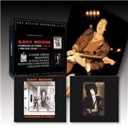 Gary Moore Corridors Of Power / Run For Cover - Sealed France 2-CD album set