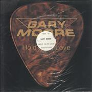 Click here for more info about 'Gary Moore - Hold On To Love - Poster Sleeve'