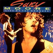 Gary Moore Live At The Marquee UK vinyl LP