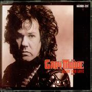 Gary Moore Ready For Love Austria CD single