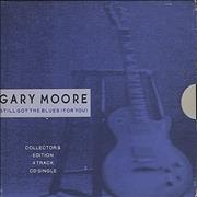 Gary Moore Still Got The Blues For You UK CD single