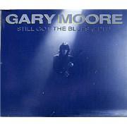 Gary Moore Still Got The Blues USA CD single Promo