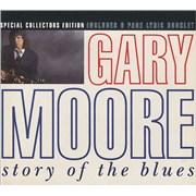 Gary Moore Story Of The Blues - Digipak UK CD single