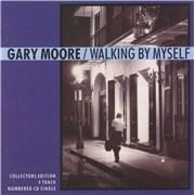 Gary Moore Walking By Myself UK CD single