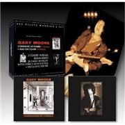 Gary Moore Warriors Set: Corridors Of Power & Run For Cover UK 2-CD album set
