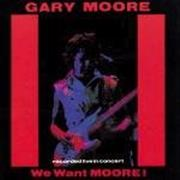 Gary Moore We Want Moore UK CD album