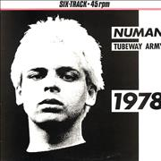 Click here for more info about 'Gary Numan - 1978 - Nineteen - Yellow vinyl'