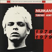 Click here for more info about 'Gary Numan - 1978-79 Volume Two - Red Vinyl'
