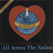 Click here for more info about 'Gary Numan - All Across The Nation - With Radio Heart'