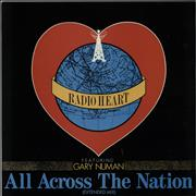 Click here for more info about 'Gary Numan - All Across The Nation'