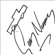 Click here for more info about 'Gary Numan - Autograph'