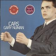 Click here for more info about 'Gary Numan - Cars - Original'