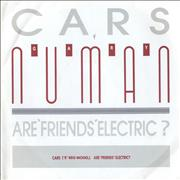 Click here for more info about 'Gary Numan - Cars'