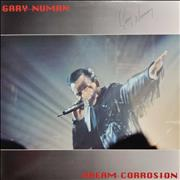 Click here for more info about 'Gary Numan - Dream Corrosion - Autographed Triple LP'