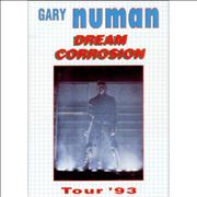 Click here for more info about 'Gary Numan - Dream Corrosion Tour '93'