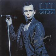 Click here for more info about 'Gary Numan - Ghost - Autographed'