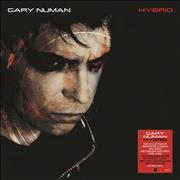 Click here for more info about 'Gary Numan - Hybrid - 140 Gram Red Vinyl - Sealed'