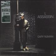 Click here for more info about 'Gary Numan - I, Assassin - Green Vinyl - Sealed'