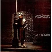 Gary Numan I, Assassin - EX UK vinyl LP