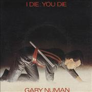 Click here for more info about 'Gary Numan - I Die: You Die'