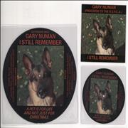 Click here for more info about 'Gary Numan - I Still Remember - Bundle'
