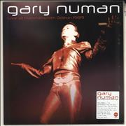 Click here for more info about 'Gary Numan - Live at Hammersmith Odeon 1989 - Red Vinyl - Sealed'