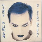 Click here for more info about 'Gary Numan - My Dying Machine'