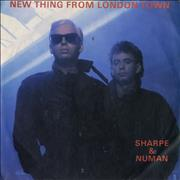 Click here for more info about 'Gary Numan - New Thing From London Town'