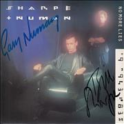 Click here for more info about 'Gary Numan - No More Lies - Autographed'
