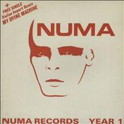 Click here for more info about 'Gary Numan - Numa Records Year 1 + My Dying Machine 12