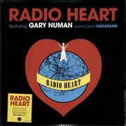 Click here for more info about 'Gary Numan - Radio Heart - 180gm Red Vinyl'