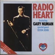 Click here for more info about 'Gary Numan - Radio Heart'