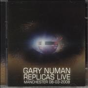Click here for more info about 'Gary Numan - Replicas Live Manchester 08-03-2008'